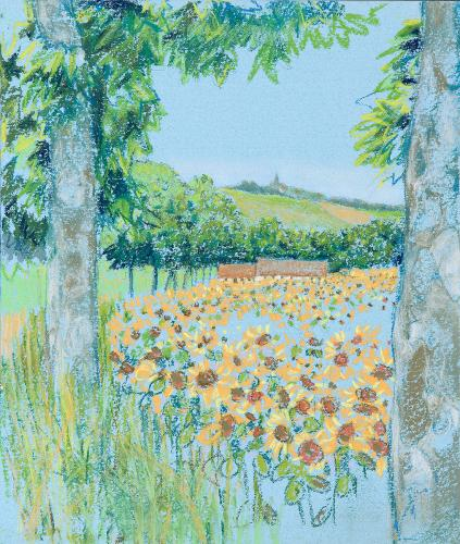 Chapter Cover-Sunflower-Scene d