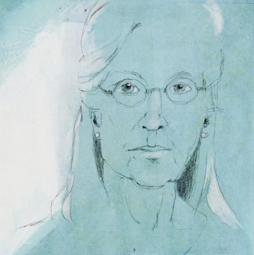 Self-Portrait-I